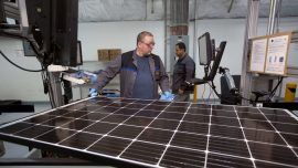 Green Energy Costs Going Up