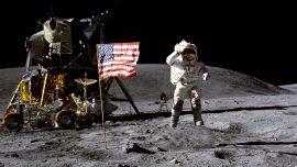 NASA Names Hangar After Astronaut John Young