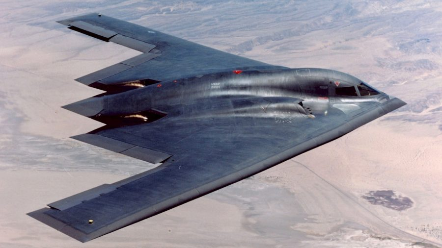 US Military B-2 Stealth Bombers Deployed Within Range of North Korea
