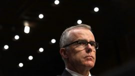 Trump Dossier Used to Obtain Spy Warrant on Trump Team, Report Says