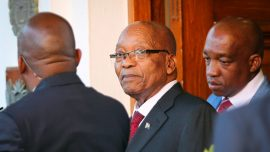 South Africa's ANC Gives Zuma 48 Hours to Quit, State Broadcaster Says