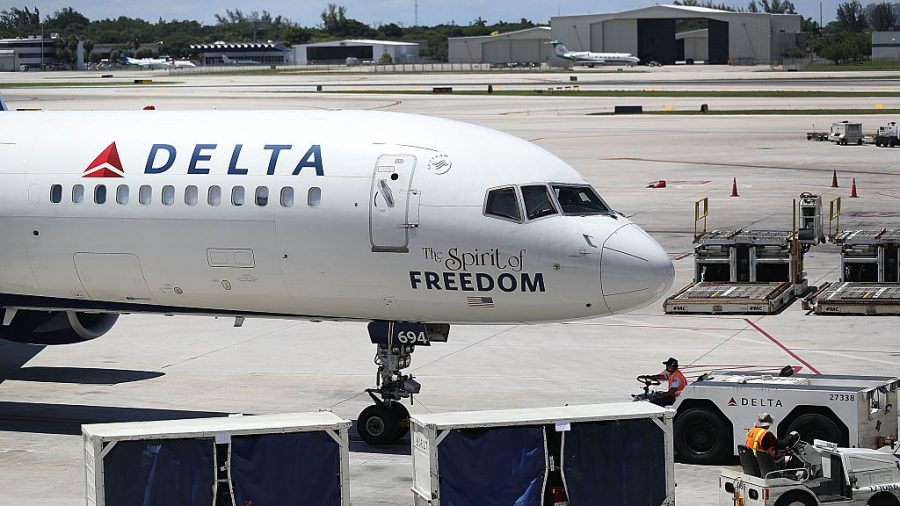 Georgia House Strips Delta Air Lines of Tax Break After CEO's Criticism of Voting Integrity Law