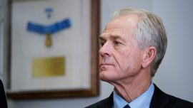All Eyes on Peter Navarro to Reshape US Trade Relations With China