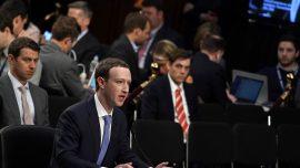 Mark Zuckerberg Tells Congress 'It Was My Mistake, and I'm Sorry'