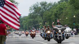 Photos: Rolling Thunder's Memorial Holiday Ride Through Washington
