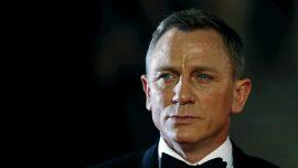James Bond Actor Made Honorary Commander
