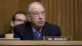 GOP Senator Grassley Leads Probe Into the Lengthy Criminal History of Obama-Biden Era Dreamer