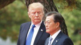 Ahead of Trump-Kim Summit, South Korea's Moon Sends Conflicting Signals to US