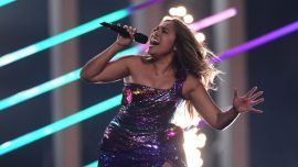 Australia's Jessica Mauboy Competes at Eurovision 2018—Here's How We Went