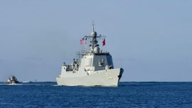 US Disinvites China From International Naval Exercise In Response to South China Sea Aggression