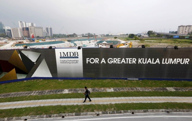 Goldman Sachs Subsidiary Pleads to US Charges in 1MDB Probe