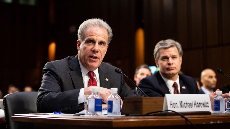 Inspector General Finds '17 Significant Errors' in Applications for Spying on Trump-Campaign Associate