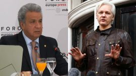 I've Never Been in Favour of Wikileaks' Activities, Says Ecuador President