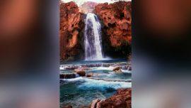 Flash Flood Sends Tourists to High Ground Near Grand Canyon