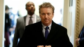 Sen. Rand Paul Tests Positive for COVID-19