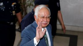 Former Malaysian PM Najib Pleads Not Guilty to Money Laundering Charges