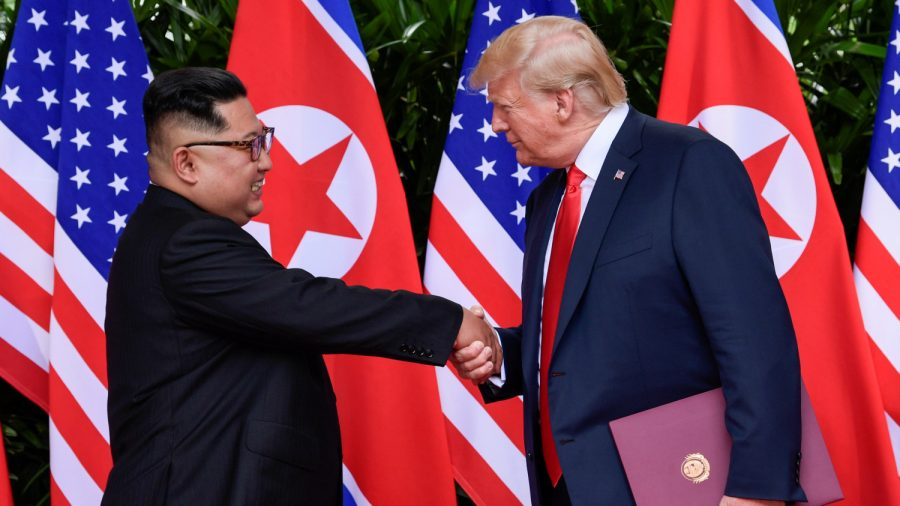Trump Announces Dates, Location of Second Meeting With North Korean Leader