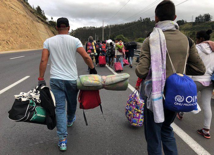 Ecuador Wants Regional Summit on Venezuela Migration Crisis