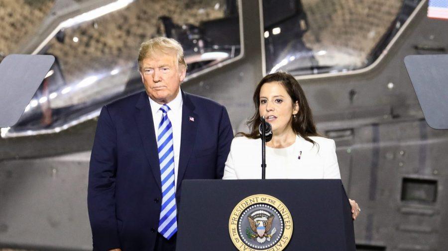 Trump Endorses Elise Stefanik to Replace Liz Cheney in House GOP Leadership