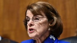 Feinstein Appears to Agree With Trump, Introduces Bill to Stem Wildfires