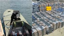 Costa Rica Seizes Two Tons of Cocaine From 'Low-Profile' Boat