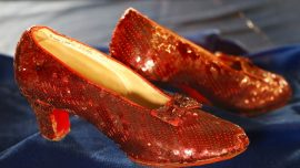 Stolen Pair of Ruby Slippers From 'Wizard of Oz' Recovered by FBI
