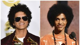 Bruno Mars Not Playing Prince in New Movie