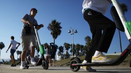 Thousands of Scooters to Be Removed as Los Angeles Adopts New Program