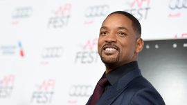 Will Smith Bungee Jumps Over Grand Canyon out of Helicopter to Celebrate 50th Birthday