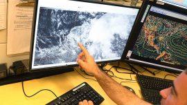 Storm Warning for U.S. Gulf Coast as Potential Cyclone Nears