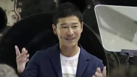 SpaceX's First Private Passenger Is Japanese Fashion Magnate Maezawa