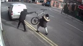 CCTV Gets Knifeman Jailed for 4 Years Over Attack on Mystery Cyclist