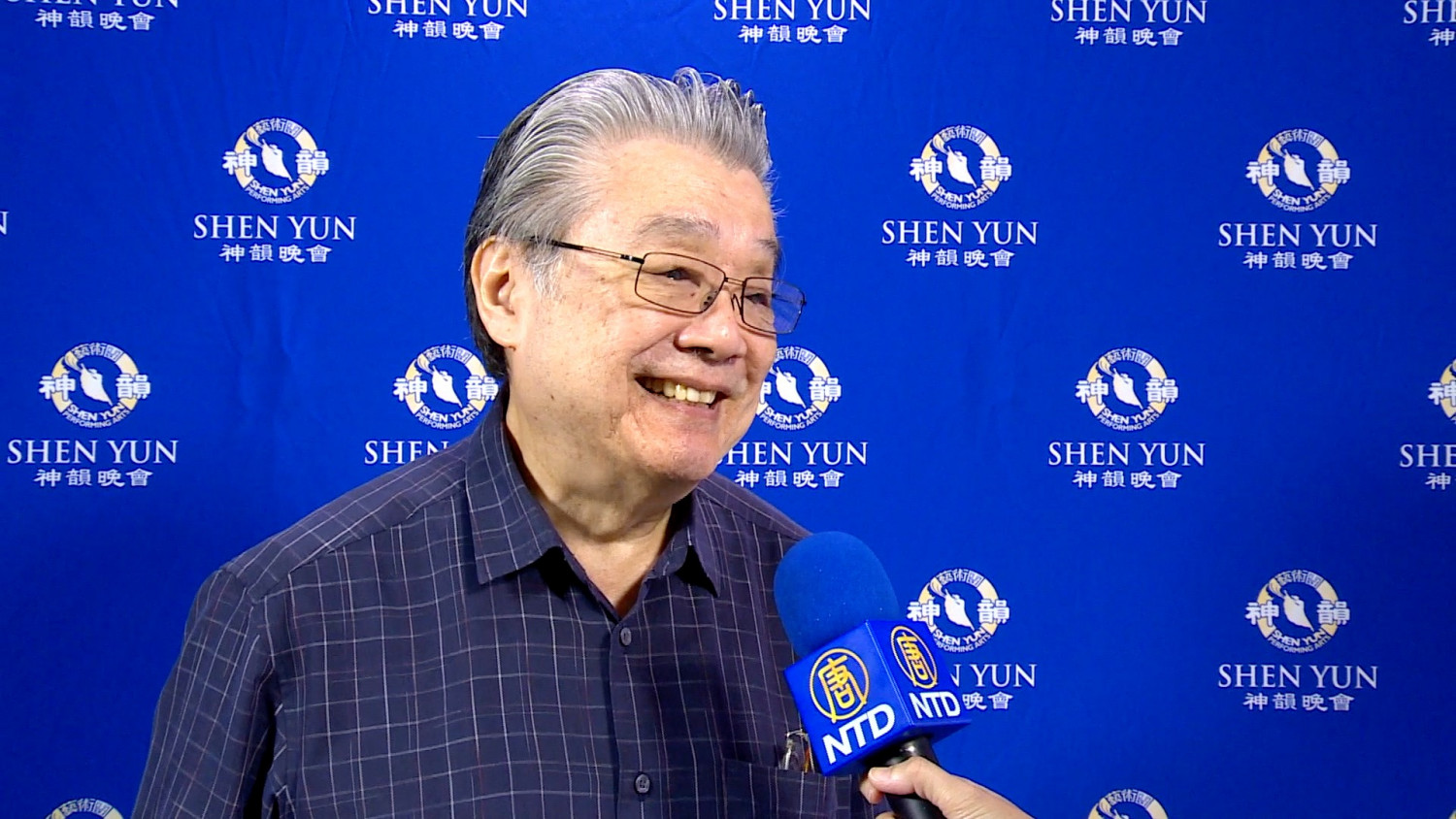 Pianist Appreciates the Grandeur of Chinese History Portrayed in Shen Yun