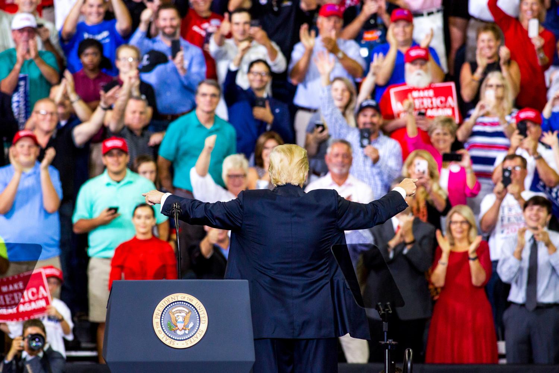 Trump MAGA rally Missouri