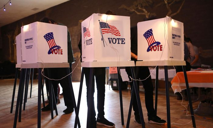 California Voter Fraud Scheme Involved Giving Cash for Signatures: Officials