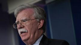 Bolton Warns Russia Against Backing Maduro, Calls Actions 'Direct Threats' to Regional Security