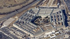 Pentagon to Require Masks Indoors in Installations in COVID-19 Hot Spots
