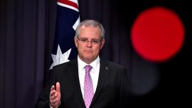 Scott Morrison Says Australia Will Not Sign UN's Global Migration Pact