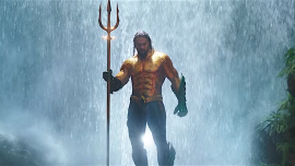 New Extended Trailer for 'Aquaman' Wows Fans