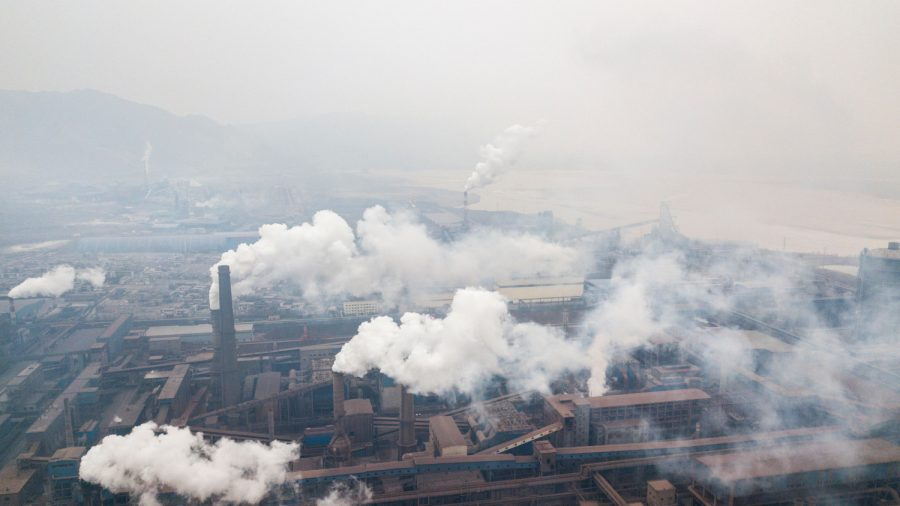 China Increases Coal-Fired Power Despite Promises of Lower Carbon Emissions