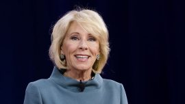 Betsy DeVos Says Students Need to Learn Civics and Government