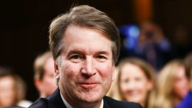 Kavanaugh First Supreme Court Justice to Hire Team of Four Female Law Clerks