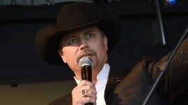 Country Music Star Announces Support for Blackburn