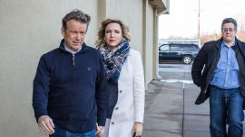 Rand Paul's Wife Sleeps With Gun After Receiving Death Threats