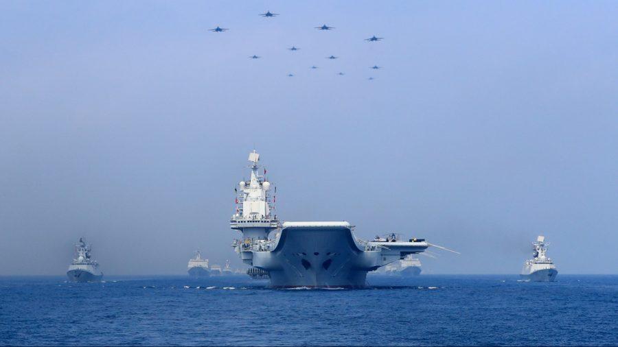 China in Focus (May 17): Chinese Military Simulates Taiwan Invasion