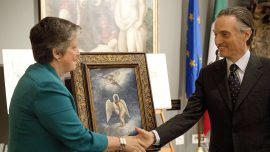 Italian Government Cracks Down on Trafficking Precious Historical Artifacts