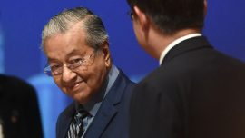Malaysian PM Mahathir Sends Resignation Letter to King