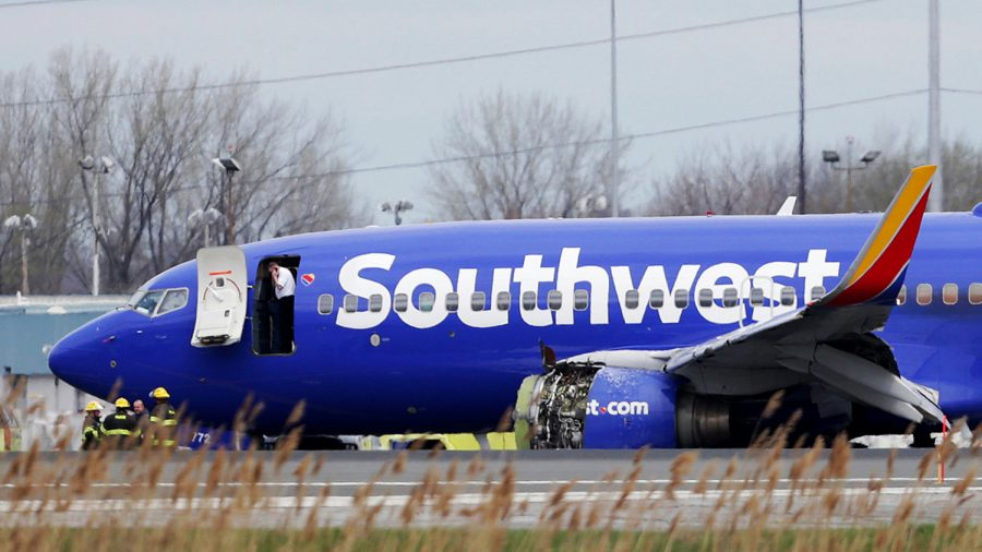 Southwest Flight Makes Emergency Landing After Passenger Left With Bleeding Ears