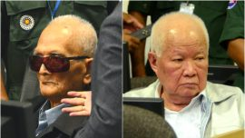 Khmer Rouge Leaders Found Guilty of Genocide in Historic Ruling