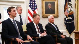 Mexico Announces Award for Trump Adviser Jared Kushner